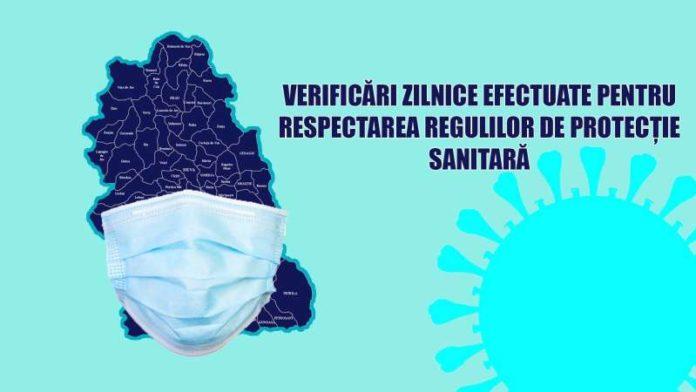 Hunedoara: Masca de protecţie devine obligatorie în spaţii publice deschise