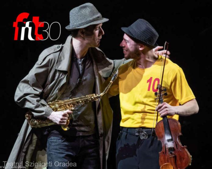 Bihor: Spectacolul ''Occident Express'' de Matei Vişniecal Teatrului Szigligeti din Oradea - în programul FNT