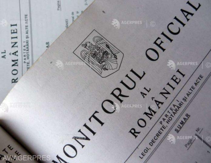 HG privind prelungirea stării de alertă cu 30 de zile din data de 14 noiembrie a fost publicată în Monitorul Oficial