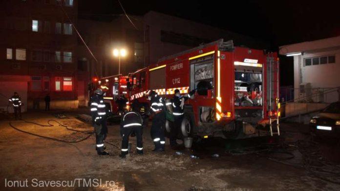 Incendiu Neamţ/ DSP confirmă că secţia ATI a fost reconfigurată în ziua incendiului fără solicitarea avizului