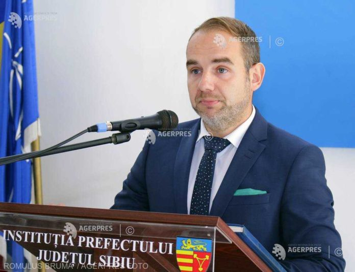 Sibiu: Pro România cere demisia prefectului după ce judeţul a ajuns la rata de infectare cea mai mare