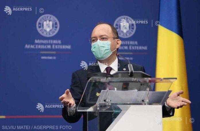 Bogdan Aurescu participă la reuniunea miniştrilor afacerilor externe din statele membre ale UE, la Bruxelles