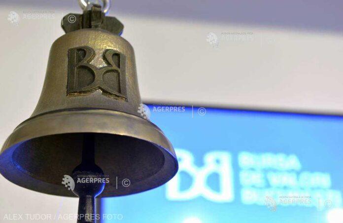 Bursa de la Bucureşti a câştigat 6,3 miliarde de lei din capitalizare în această săptămână