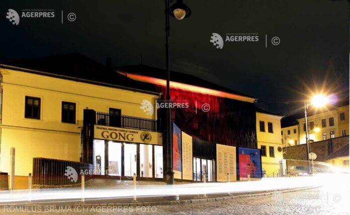 Sibiu: Teatrul Gong îşi redeschide sălile pentru public; vineri - prima reprezentaţie